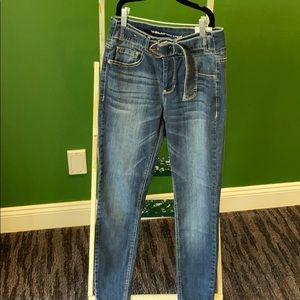 💋 wallflower jeans